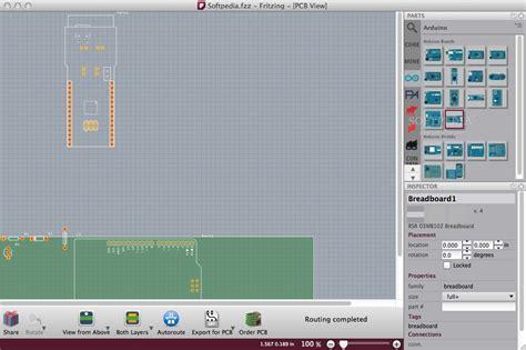 fritzing mac 0 9 3b