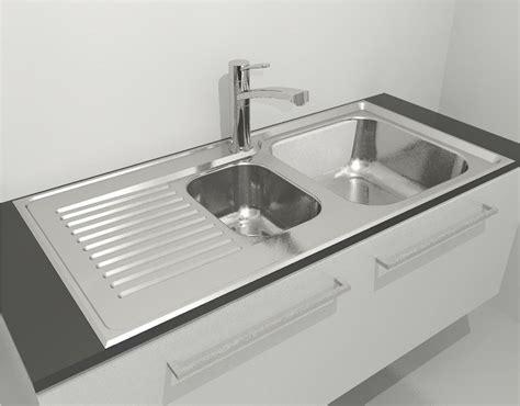 Clark Punch 1.5 End Bowl Sink   RH   Design Content