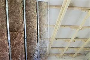 Decke Abhängen Anleitung : trockenbau st nderwerk f r eine vorsatzschale anleitung ~ Frokenaadalensverden.com Haus und Dekorationen