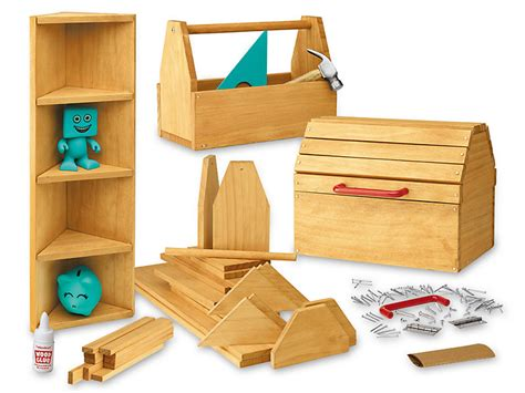 young woodworkers project kit  lakeshore learning