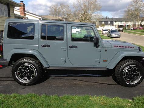 jeep gray color anvil jk color html autos weblog