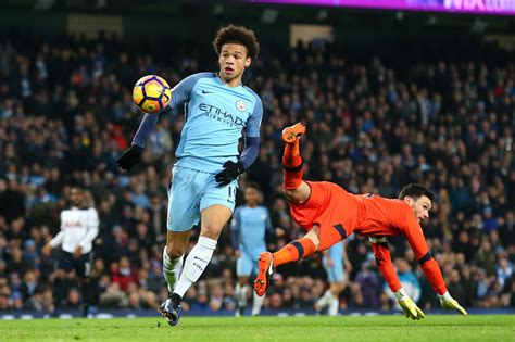 Manchester City 2 Tottenham 2 As It Happened London