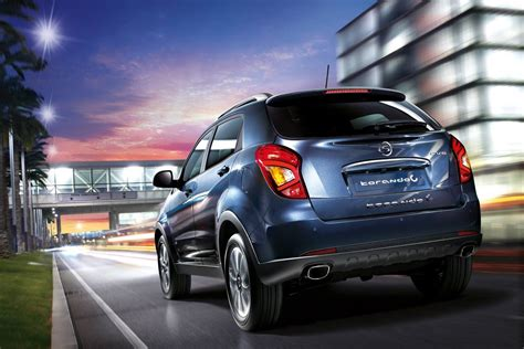 Ssangyong Motor's global sales record 11,805 units in ...