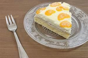 Veganer mandarinen schmand kuchen Appetitlich Foto Blog