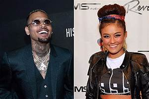 Chris Brown and Indonesian Pop Star Agnez Mo Spark Dating ...