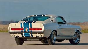 1967 Shelby GT500 Super Snake sells for $2.2M, making it world's most expensive Mustang