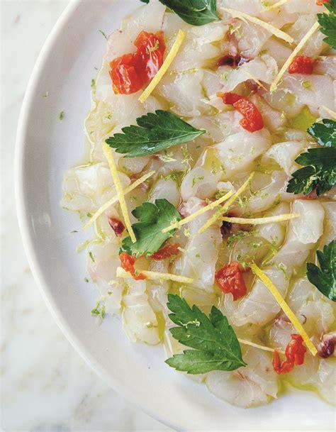 site de recettes cuisine ceviche amalfitain pour 4 personnes recettes à table