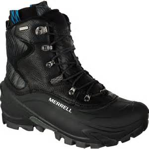 Merrell Men Waterproof Winter Boots