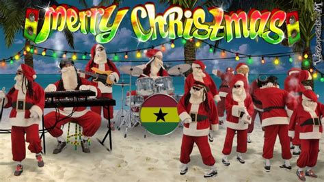 santa claus goes caribbean reggae style merry christmas 2019 youtube