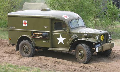 Dodge Ambulance by Dodge Wc54 Wikip 233 Dia
