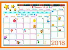 Tarjetas para imprimir, calendarios, stickers