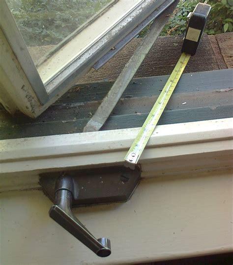 Crank Mechanism For Andersen Window Swiscocom