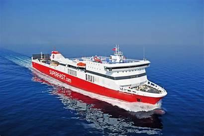 Superfast Ferries Ship