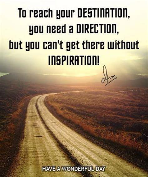 reach  destination    direction