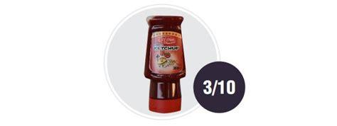 Notre spécialiste a testé le ketchup, version classique ...