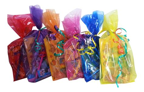 Childrens Pre Filled Uniparty Bags Kids Birthday