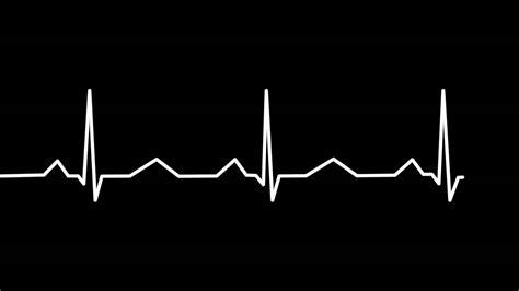 EKG Wave Heart Beat - YouTube