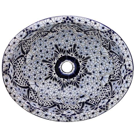 Decorative Crosses For Sale by Talavera Sinks Collection Talavera Sink Snk060