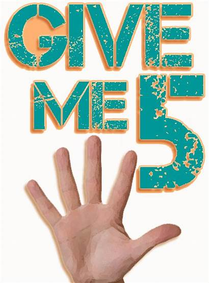 Give Classroom Rules Hands Habits Five Attention