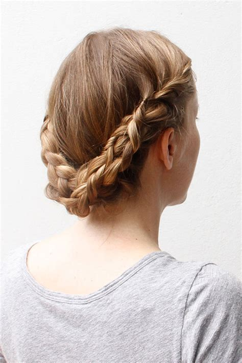 Elevate Your Braided Updo With A Lovely Lace Braid More