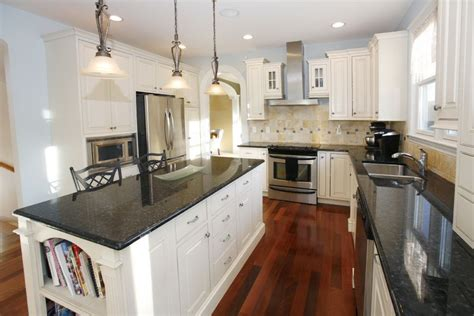 white kitchen cabinets with cherry wood floors traditional kitchen in richland mi zillow digs zillow 2205
