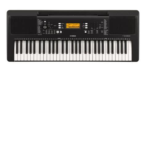 yamaha psr e363 yamaha psre363 portable keyboard from rimmers