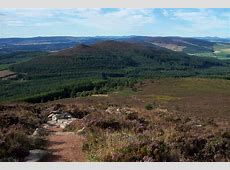Mither Tap from the Bennachie Centre Walkhighlands
