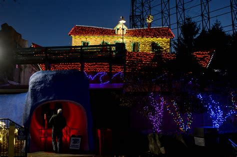 holiday light displays in pittsburgh pittsburgh in focus