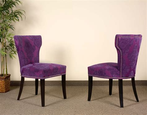 Purple Accent Chairs Living Room Peenmediacom