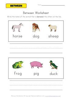 122 best slp basic concepts prepositions images in 2019