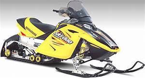 Ski-doo Mxz 600 2003 Pdf Service  Shop Manual Download