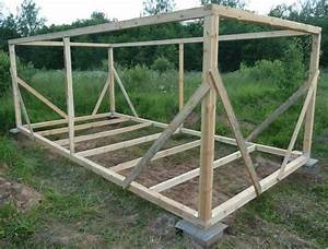 Fabriquer Un Abris De Jardin Pas Cher : abri jardin fabriquer fourlon ~ Farleysfitness.com Idées de Décoration
