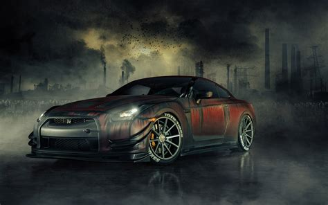 nissan gtr  wallpapers pixelstalknet