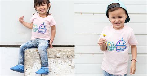 Mom Creates Awesome Genderneutral Clothing Line For Kids