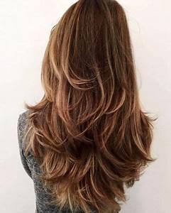 Coupe Cheveux Long Dégradé : coupe de cheveux long d grad bruno pele energie ~ Dode.kayakingforconservation.com Idées de Décoration