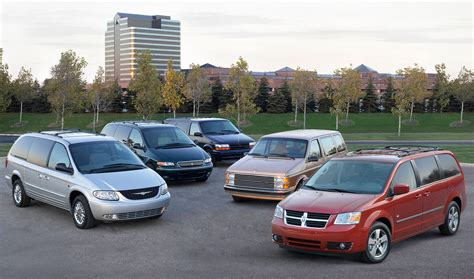 Chrysler And Dodge by 25th Anniversary Edition Chrysler And Dodge Minivans