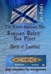 Russo-Japanese War fleet: Russian Baltic Sea Fleet (for ...