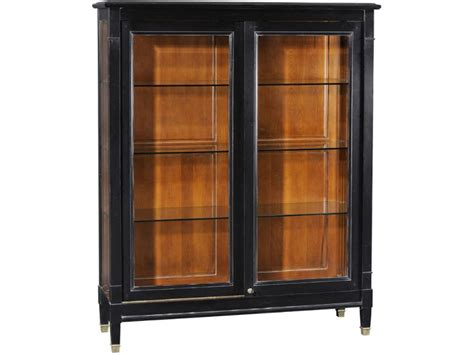 sliding door display cabinet grange directoire display cabinet 2 sliding doors lee