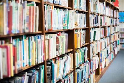 Library Books Shelves Elementary Librarian Hours Lib