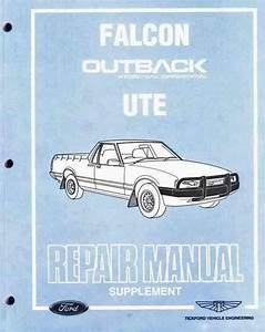 Ford Falcon Outback Hydratrak Differential Ute Repair