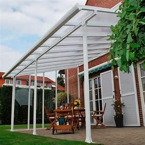 Seitenwand fur terrassenuberdachung feria 4 online kaufen for Seitenwand für terrassenüberdachung