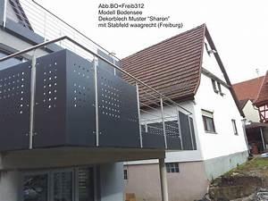 Balkongeländer Pulverbeschichtet Anthrazit : balkongel nder modern verzinkt flachstahl anthrazit ~ Michelbontemps.com Haus und Dekorationen