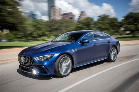 Mercedes Amg Gt Picture by New Mercedes Amg Gt 4 Door 2018 Review Pictures Auto