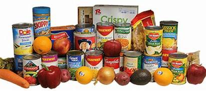 Grocery Transparent Groceries Canned Pantry Meal Para