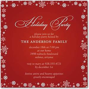 Invitation Card For Christmas Party – Merry Christmas