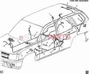 15147646  Saab Harness  Body Wrg