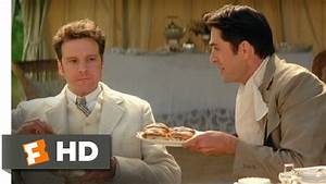 The Importance of Being Earnest (9/12) Movie CLIP - Eating ...