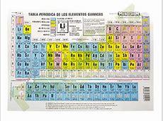 tabla periodica de los elementos quimicos gallery - Tabla Periodica Delos Elementos Quimicos Original