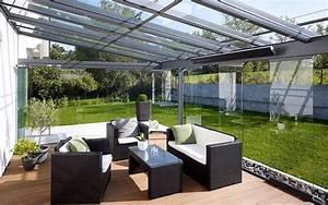Schiebetür Glas Bauhaus : glashaus light glas schiebet ren terrassen berdachung ~ Watch28wear.com Haus und Dekorationen
