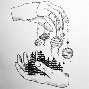 Image result for planets drawings tumblr   Art   Pinterest ...